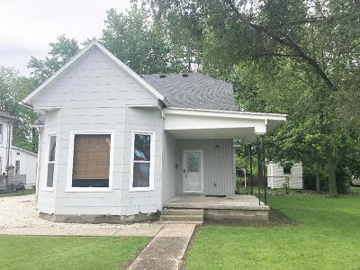 Bowling Green Single Family Home For Sale: 720 West Centennial
