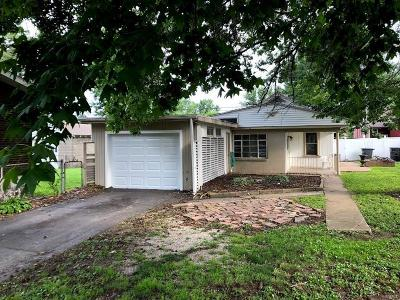 Granite City Single Family Home For Sale: 2516 Sheridan Avenue