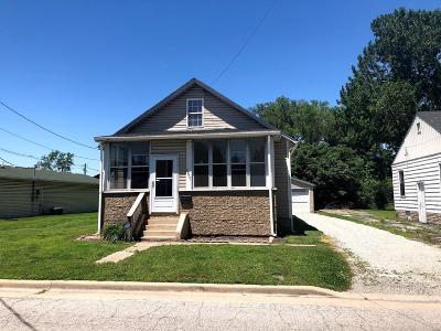 Granite City Single Family Home For Sale: 2805 East 25th Street