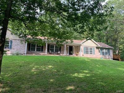 Single Family Home For Sale: 3567 Whitsetts Fork Road