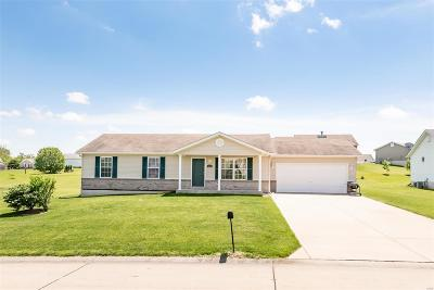 Lincoln County, Warren County Single Family Home For Sale: 905 Warrior Rdg