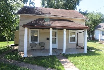 Jefferson County Single Family Home For Sale: 216 North 5th Street