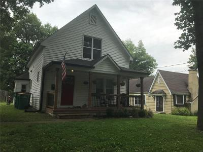 Single Family Home For Sale: 358 Hillside Avenue