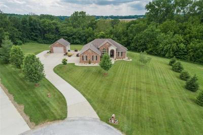 Highland Single Family Home For Sale: 3026 Bella Vista Court