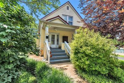 Single Family Home For Sale: 3522 Oxford Boulevard