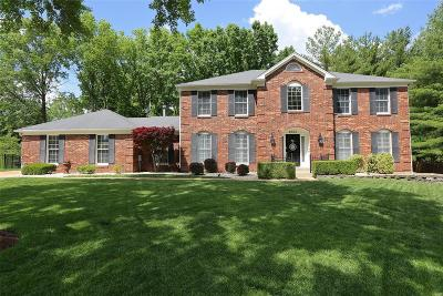 Single Family Home For Sale: 4803 King Andrew Park