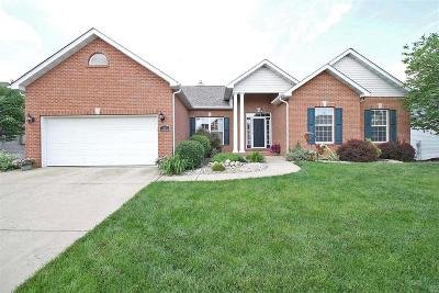Single Family Home For Sale: 1515 Coles Court