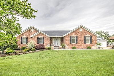 Wentzville Single Family Home For Sale: 1250 Wilmer Road
