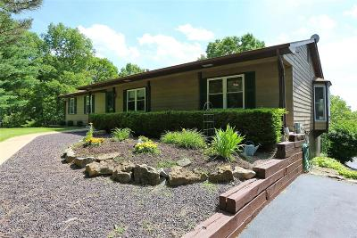 Imperial Single Family Home For Sale: 3726 East Four Ridge Road
