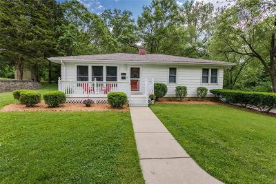 Belleville Single Family Home Active Under Contract: 308 North 35th Street