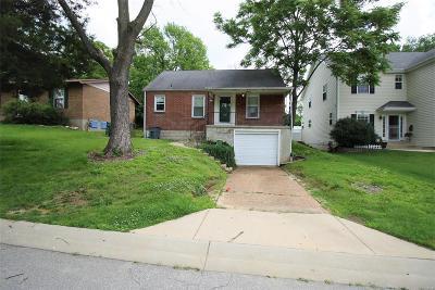 Webster Groves Single Family Home For Sale: 2416 Remington Lane
