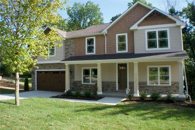 St Louis Single Family Home For Sale: 13227 Tablerock Drive