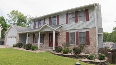 St Peters Single Family Home For Sale: 834 Colby Lane