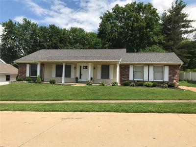 Chesterfield Single Family Home Active Under Contract: 15458 Clover Ridge Drive
