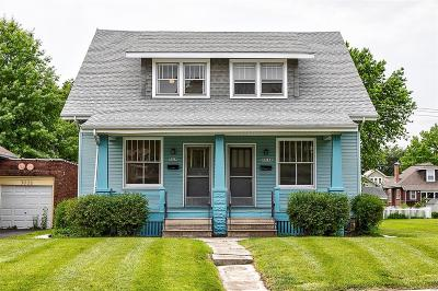 Belleville Single Family Home For Sale: 3024 West Main Street