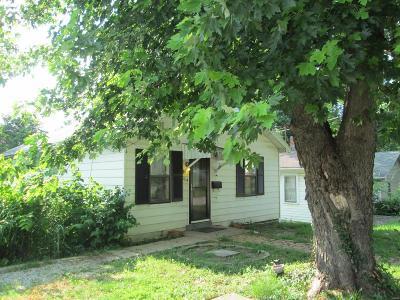Alton Single Family Home For Sale: 604 Edmond Street