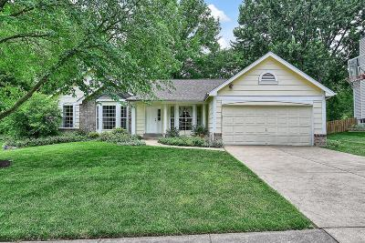 St Charles Single Family Home Active Under Contract: 765 Seven Hills Lane