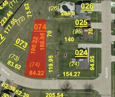 Godfrey Residential Lots & Land For Sale: 4609 Wisteria Drive