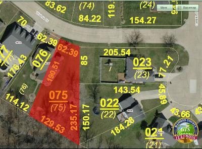 Godfrey Residential Lots & Land For Sale: 4608 Wisteria Drive