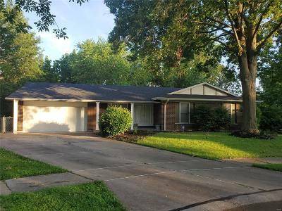 Single Family Home For Sale: 14449 Rosant Court