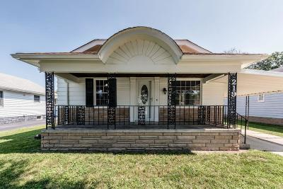 Bethalto Single Family Home For Sale: 219 Park Drive