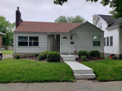Highland Single Family Home Active Under Contract: 716 Laurel Street