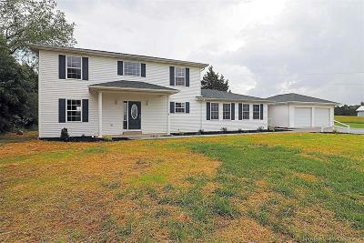 Bonne Terre Single Family Home For Sale: 3434 Cedar Run Road