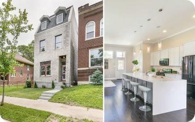 St Louis Single Family Home For Sale: 4220 Botanical Avenue