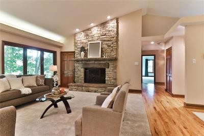 Single Family Home For Sale: 12521 Weber Hill Road