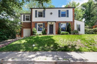 Richmond Heights Single Family Home For Sale: 1052 Terrace Drive