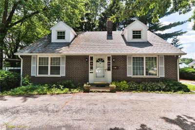Belleville Single Family Home For Sale: 2006 East B Street