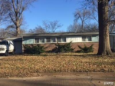 Single Family Home For Sale: 6820 Waterleigh