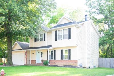 Troy Single Family Home For Sale: 614 Whip Poor Will