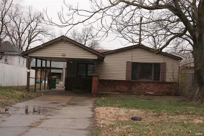Granite City Single Family Home For Sale: 2517 Madison Avenue