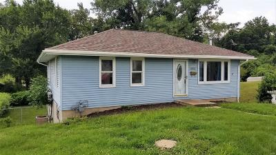 Belleville Single Family Home For Sale: 5904 Wilson Drive