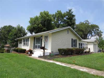 Florissant Single Family Home For Sale: 1039 Aspen Drive
