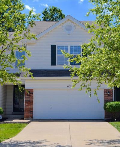 O'Fallon Single Family Home For Sale: 482 Flowering Magnolia Drive