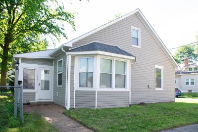 Mascoutah Single Family Home Active Under Contract: 113 North Jefferson