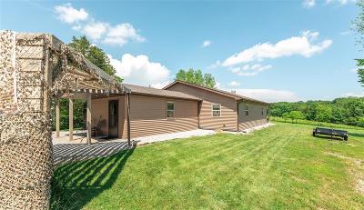Monroe City MO Farm For Sale: $418,000