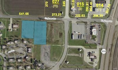 Granite City Commercial For Sale: 1116 Engineer Road
