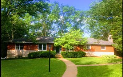 St Louis County Single Family Home For Sale: 853 Elmtree Lane