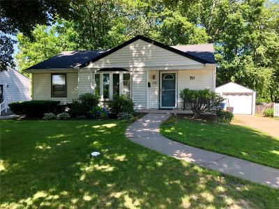 Single Family Home For Sale: 70 Chateau Dr.