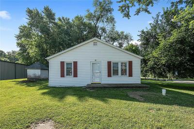 Caseyville Single Family Home For Sale: 2902 North 89th Street