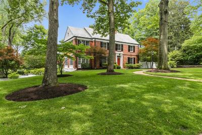 Ladue Single Family Home For Sale: 17 Ellsworth Lane