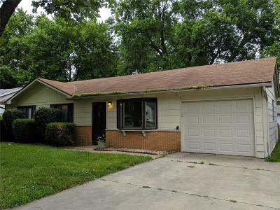 Fairview Heights Single Family Home For Sale: 6112 Old Collinsville Road