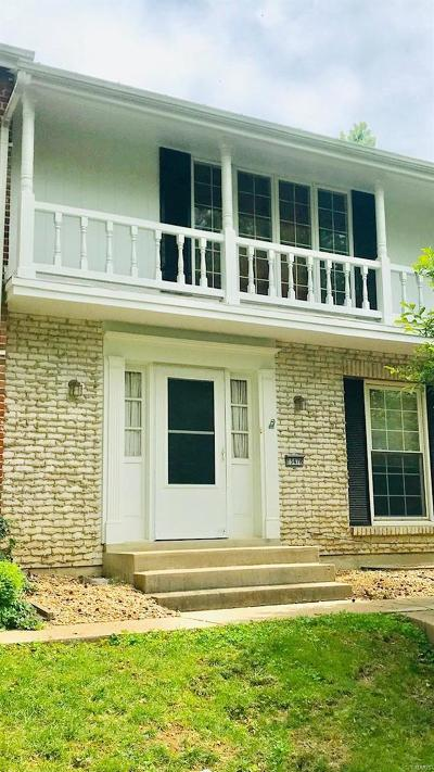 St Louis Condo/Townhouse For Sale: 13478 Forestlac