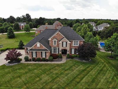O'fallon Single Family Home For Sale: 161 Regal Court