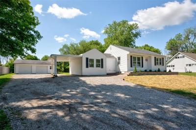 Fairview Heights Single Family Home Active Under Contract: 9710 Holy Cross Drive