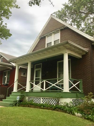 St Louis Single Family Home For Sale: 4338 Neosho