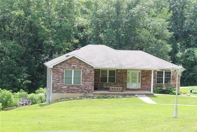 New London Single Family Home For Sale: 14168 Turkey Run Court